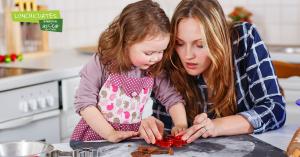 Aprende a cocinar con tus hijos