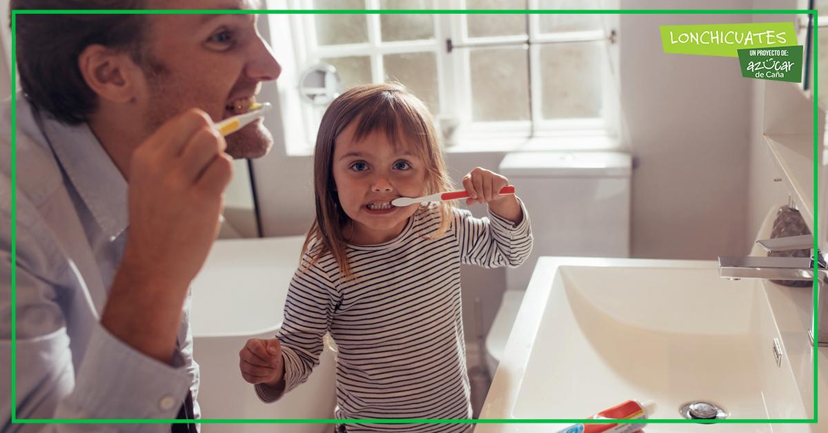 Tips para enseñarles a los hijos el valor del autocuidado