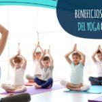 Beneficios de la práctica del yoga con los niños