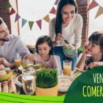 3 razones para comer en familia