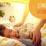 5 consejos para combatir el insomnio infantil