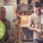 ¿Por qué deberías cocinar con tus hijos?