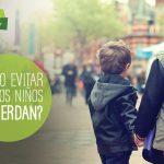 10 consejos para evitar que los niños se pierdan