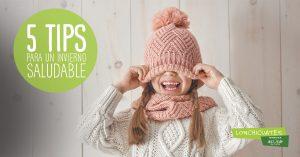 5 consejos para cuidar a los niños del invierno:
